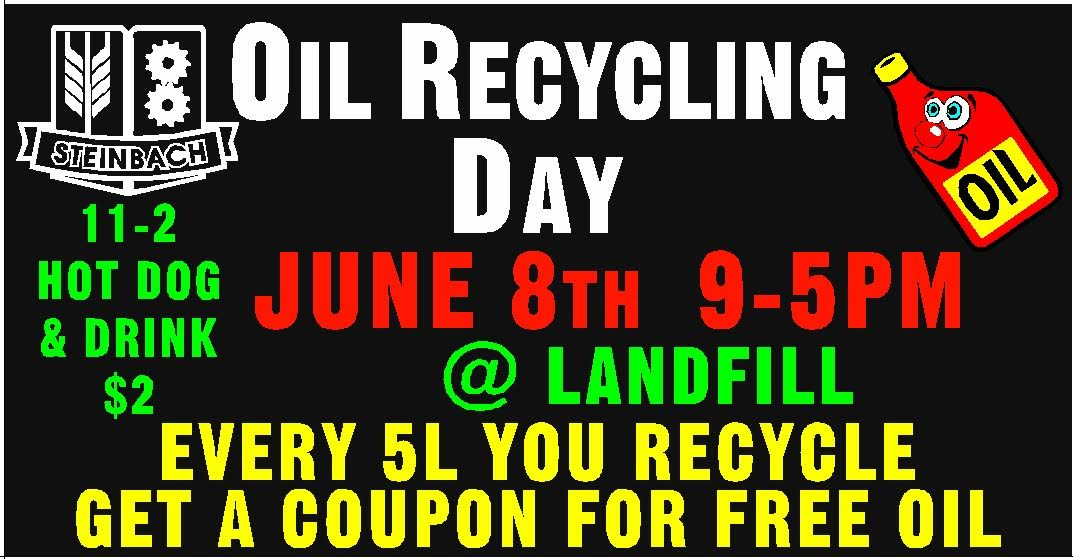Oil Recycling Day